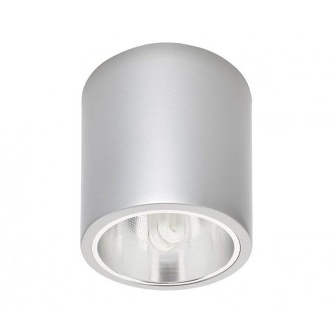 NOWODVORSKI 4867 | Downlight-x Nowodvorski stropne svjetiljke svjetiljka za štednu žarulju 1x E27 srebrno