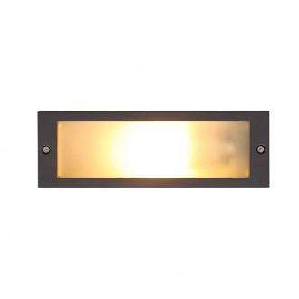 NOWODVORSKI 4907 | InaN Nowodvorski ugradbena svjetiljka za štednu žarulju 1x E27 IP65