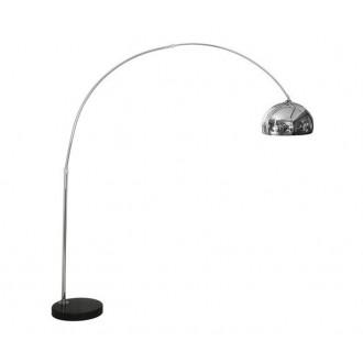 NOWODVORSKI 4917 | Cosmo Nowodvorski podna svjetiljka 200cm s prekidačem 1x E27 krom
