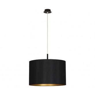 NOWODVORSKI 4961   AliceN Nowodvorski visilice svjetiljka 1x E27 crno, zlatno
