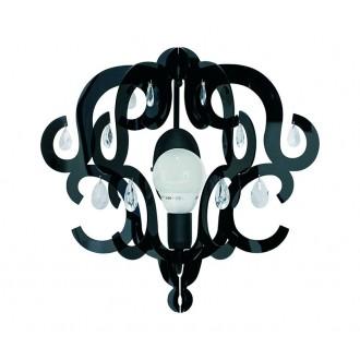 NOWODVORSKI 5218 | Katerina Nowodvorski zidna svjetiljka 1x E27 crno