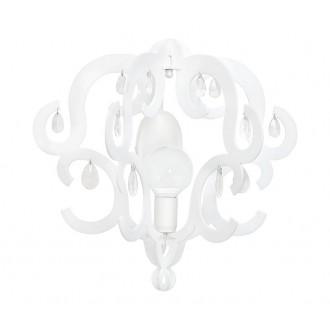 NOWODVORSKI 5221 | Katerina Nowodvorski zidna svjetiljka 1x E27 bijelo
