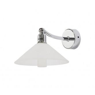 NOWODVORSKI 5264 | MiltonN Nowodvorski zidna svjetiljka 1x G9 IP44 krom, opal