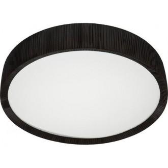 NOWODVORSKI 5287 | Alehandro Nowodvorski stropne svjetiljke svjetiljka 2|2x T5 + 200x LED crno, opal