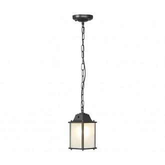 NOWODVORSKI 5291 | Spey Nowodvorski visilice svjetiljka 1x E27 IP23 tamno siva, opal