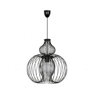 NOWODVORSKI 5298 | Meknes Nowodvorski visilice svjetiljka 1x E27 crno