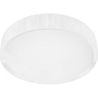 NOWODVORSKI 5343 | Alehandro Nowodvorski stropne svjetiljke svjetiljka 2|2x T5 crno, opal