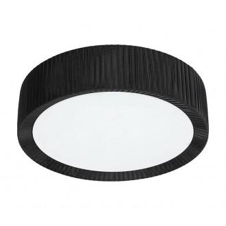 NOWODVORSKI 5347 | Alehandro Nowodvorski stropne svjetiljke svjetiljka 1x E27 crno, opal