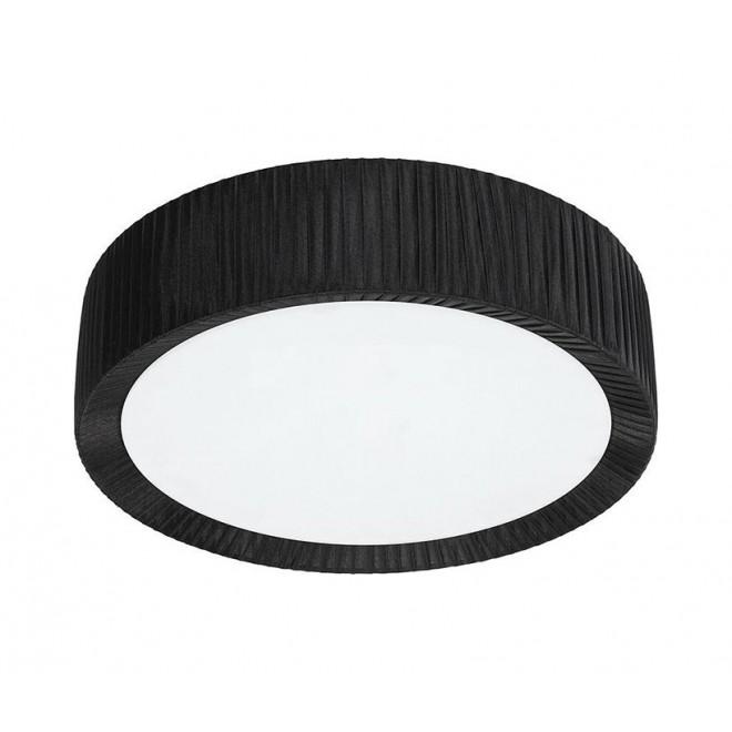NOWODVORSKI 5350 | Alehandro Nowodvorski stropne svjetiljke svjetiljka 2x T5 crno, opal