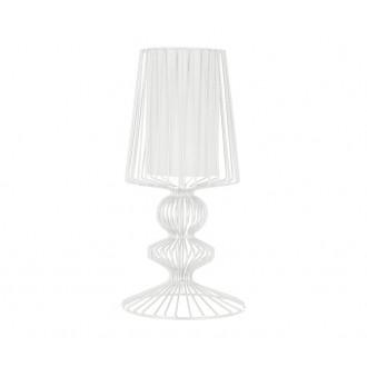 NOWODVORSKI 5410 | Aveiro Nowodvorski stolna svjetiljka 43cm s prekidačem 1x E27 bijelo
