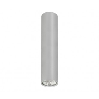 NOWODVORSKI 5465 | Eye-Silver Nowodvorski stropne svjetiljke svjetiljka 1x GU10 srebrno