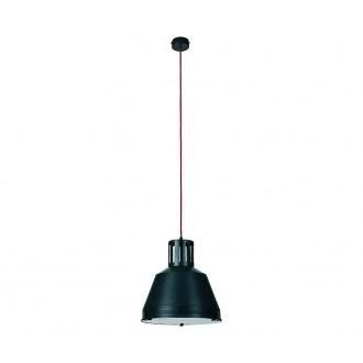 NOWODVORSKI 5530 | Industrial Nowodvorski visilice svjetiljka 1x E27 grafit, bijelo, crveno