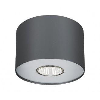 NOWODVORSKI 6006 | Point Nowodvorski stropne svjetiljke svjetiljka 1x GU10 grafit