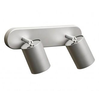 NOWODVORSKI 6140 | Nowodvorski spot svjetiljka elementi koji se mogu okretati 2x GU10 srebrno