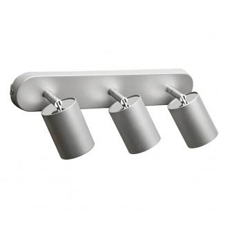NOWODVORSKI 6141 | Nowodvorski spot svjetiljka elementi koji se mogu okretati 3x GU10 srebrno