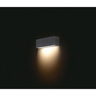 NOWODVORSKI 6350 | Straight Nowodvorski zidna svjetiljka 1x E14 grafit