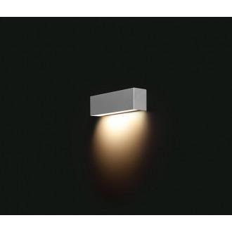 NOWODVORSKI 6354 | Straight Nowodvorski zidna svjetiljka 1x E14 srebrno