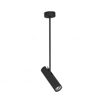 NOWODVORSKI 6502 | Eye-Black Nowodvorski stropne svjetiljke svjetiljka elementi koji se mogu okretati 1x GU10 crno