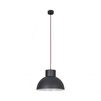 NOWODVORSKI 6511 | Works Nowodvorski visilice svjetiljka 1x E27 grafit, crveno, bijelo