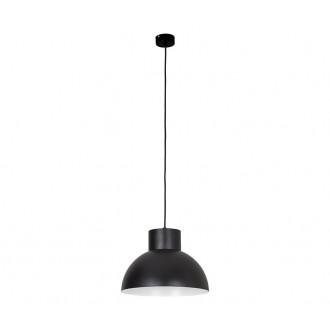 NOWODVORSKI 6613 | Works Nowodvorski visilice svjetiljka 1x E27 crno, bijelo