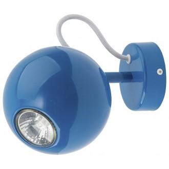 NOWODVORSKI 6736 | Malwi Nowodvorski zidna svjetiljka elementi koji se mogu okretati 1x GU10 plavo
