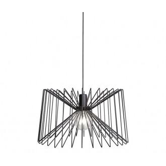NOWODVORSKI 6768 | Ness Nowodvorski visilice svjetiljka 1x E27 crno