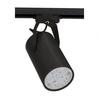 NOWODVORSKI 6826 | Profile Nowodvorski element sustava svjetiljka elementi koji se mogu okretati 12x LED 1200lm 4000K crno