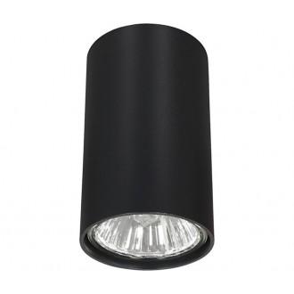 NOWODVORSKI 6836 | Eye-Black Nowodvorski stropne svjetiljke svjetiljka 1x GU10 crno