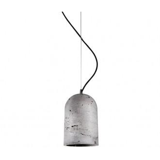NOWODVORSKI 6855 | Lava Nowodvorski visilice svjetiljka 1x E27 sivo, crno