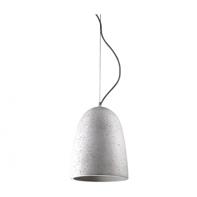 NOWODVORSKI 6857 | Gypsum Nowodvorski visilice svjetiljka 1x E27 sivo