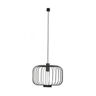NOWODVORSKI 6941 | Allan Nowodvorski visilice svjetiljka 1x GU10 crno