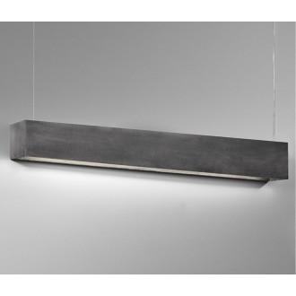 NOWODVORSKI 7015 | StoneN Nowodvorski visilice svjetiljka 1x G5 / T5 sivo