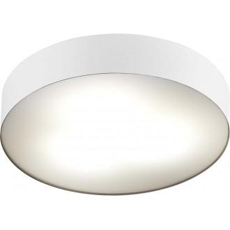 NOWODVORSKI 8832 | Arena Nowodvorski stropne svjetiljke svjetiljka sa senzorom 3x E14 IP44 bijelo