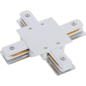 NOWODVORSKI 8836   Profile Nowodvorski element sustava - unakrsna utičnica - udubljen rezervni dijelovi bijelo