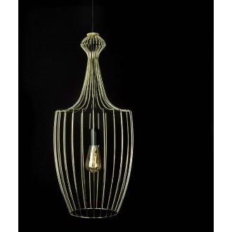 NOWODVORSKI 8850 | Luksor Nowodvorski visilice svjetiljka 1x E27 zlatno