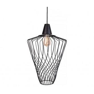 NOWODVORSKI 8856 | Wave-NW Nowodvorski visilice svjetiljka 1x E27 crno