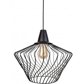 NOWODVORSKI 8858 | Wave-NW Nowodvorski visilice svjetiljka 1x E27 crno