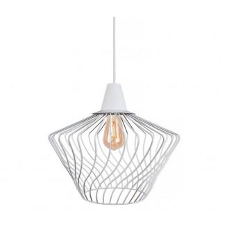 NOWODVORSKI 8860 | Wave-NW Nowodvorski visilice svjetiljka 1x E27 bijelo