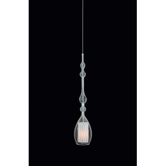 NOWODVORSKI 8865 | Abi Nowodvorski visilice svjetiljka 1x E27 bijelo