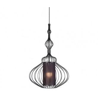 NOWODVORSKI 8866 | Abi Nowodvorski visilice svjetiljka 1x E27 crno