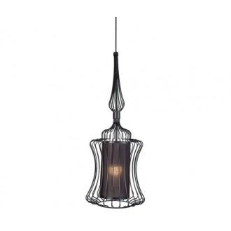 NOWODVORSKI 8870 | Abi Nowodvorski visilice svjetiljka 1x E27 crno