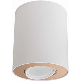NOWODVORSKI 8896 | Set Nowodvorski spot svjetiljka izvori svjetlosti koji se mogu okretati 1x GU10 bijelo, zlatno