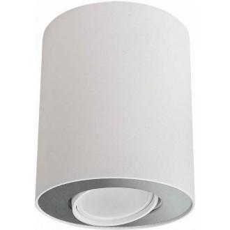 NOWODVORSKI 8897 | Set Nowodvorski spot svjetiljka izvori svjetlosti koji se mogu okretati 1x GU10 bijelo, srebrno