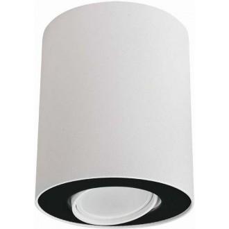 NOWODVORSKI 8898 | Set Nowodvorski spot svjetiljka izvori svjetlosti koji se mogu okretati 1x GU10 bijelo, crno