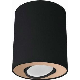 NOWODVORSKI 8901 | Set Nowodvorski spot svjetiljka izvori svjetlosti koji se mogu okretati 1x GU10 crno, zlatno
