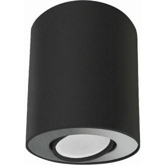 NOWODVORSKI 8902 | Set Nowodvorski spot svjetiljka izvori svjetlosti koji se mogu okretati 1x GU10 crno, srebrno