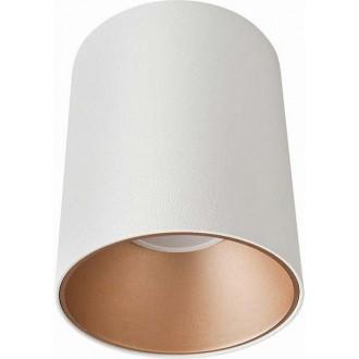NOWODVORSKI 8926 | Eye-Tone Nowodvorski spot svjetiljka izvori svjetlosti koji se mogu okretati 1x GU10 bijelo, zlatno