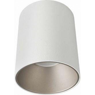 NOWODVORSKI 8928 | Eye-Tone Nowodvorski spot svjetiljka izvori svjetlosti koji se mogu okretati 1x GU10 bijelo, srebrno