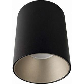 NOWODVORSKI 8932 | Eye-Tone Nowodvorski spot svjetiljka izvori svjetlosti koji se mogu okretati 1x GU10 crno, srebrno