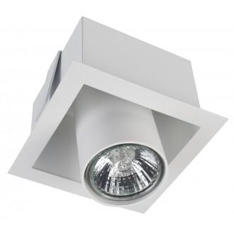 NOWODVORSKI 8936 | Eye-Mod Nowodvorski stropne svjetiljke svjetiljka 1x GU10 bijelo
